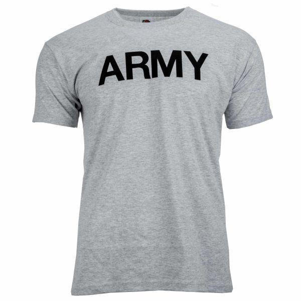 T-shirt Army gris Big A