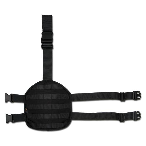 Plateforme de cuisse MTS noir