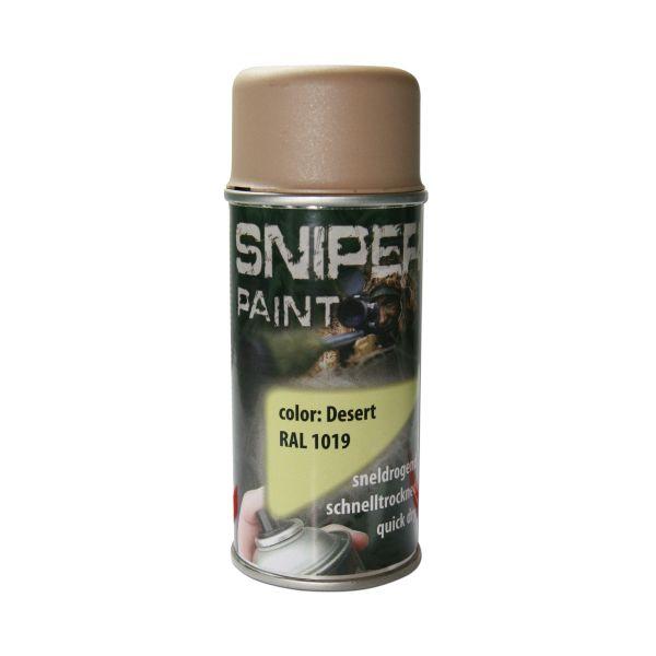 Peinture sniper desert