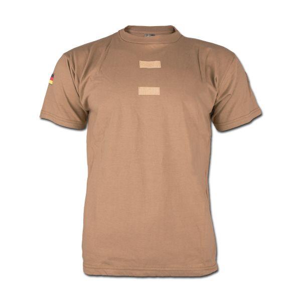 T-shirt tropique Import BW avec Velcro coyote