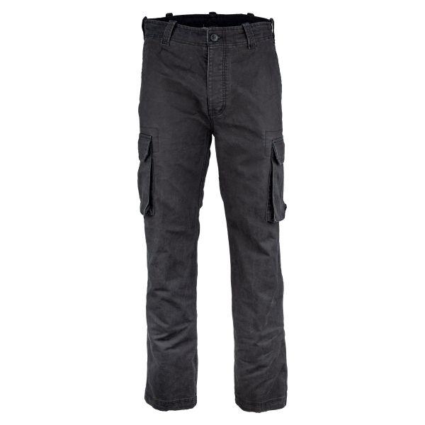 Brandit Pantalon Heavy Weight Trouser noir