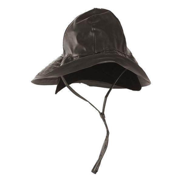 Chapeau de Pluie Suroît noir