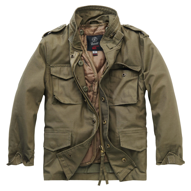 Veste Brandit M65 Standard Jacket kids olive