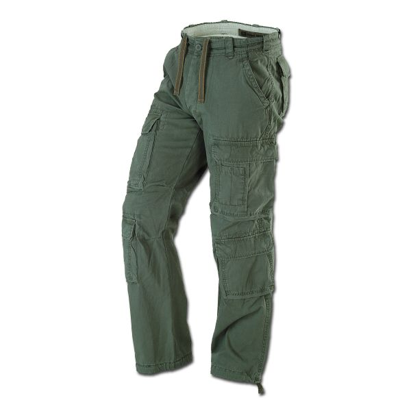 Vintage Industries Pantalon Pack olive