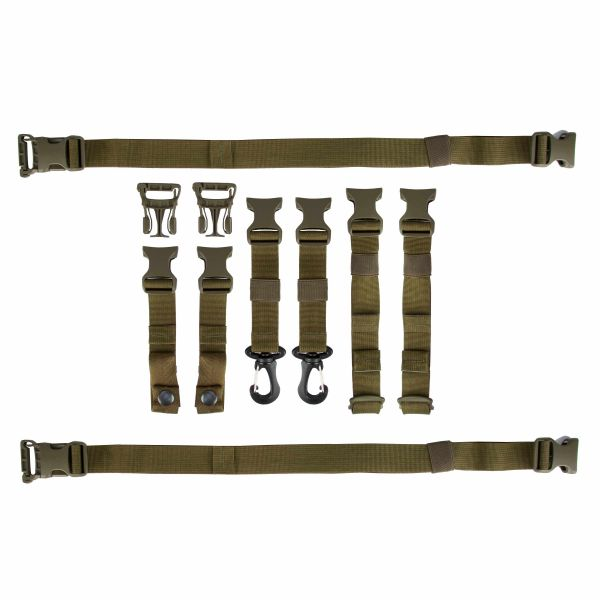 TT Pouch Harness Adapter olive