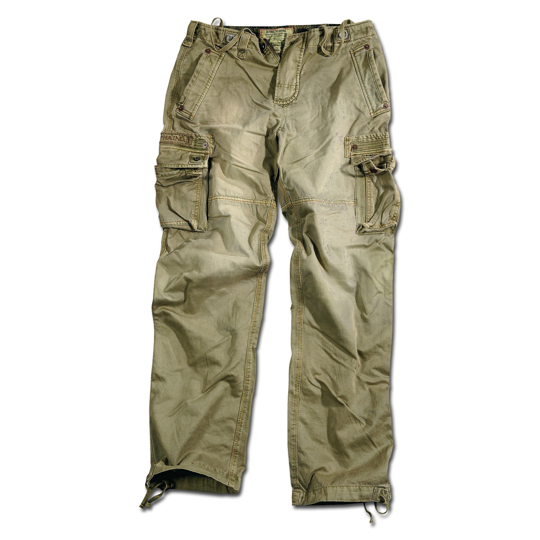 Pantalon Tough Alpha Industries kaki