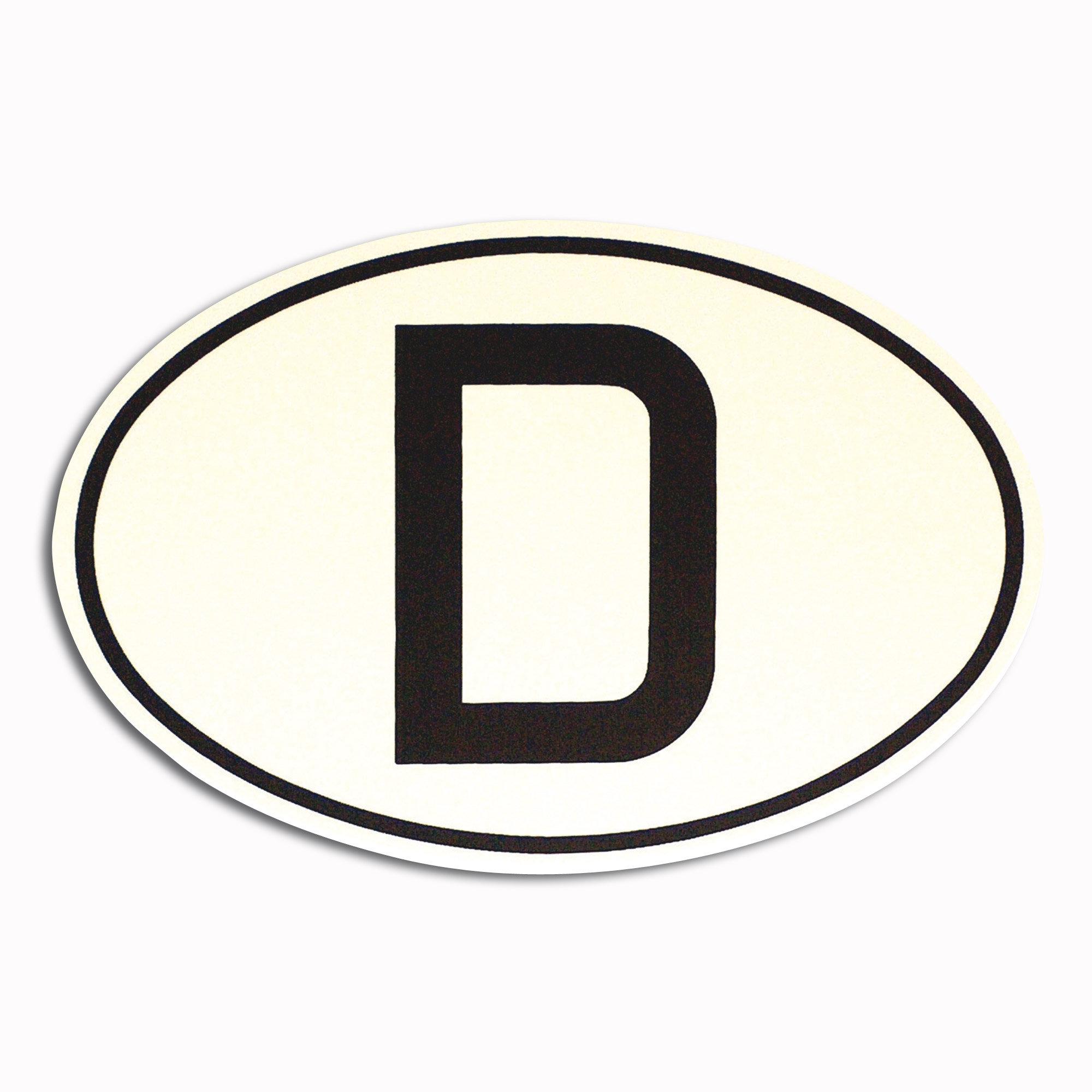 Autocollant Auto D