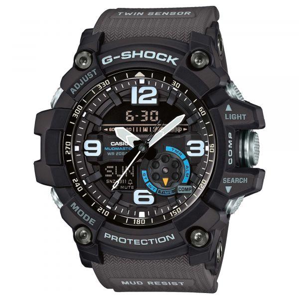 Casio Montre G-Shock Mudmaster GG-1000-1A8ER noir