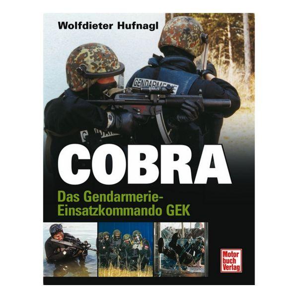 Livre Cobra Das Gendarmerie-Einsatzkommando GEK