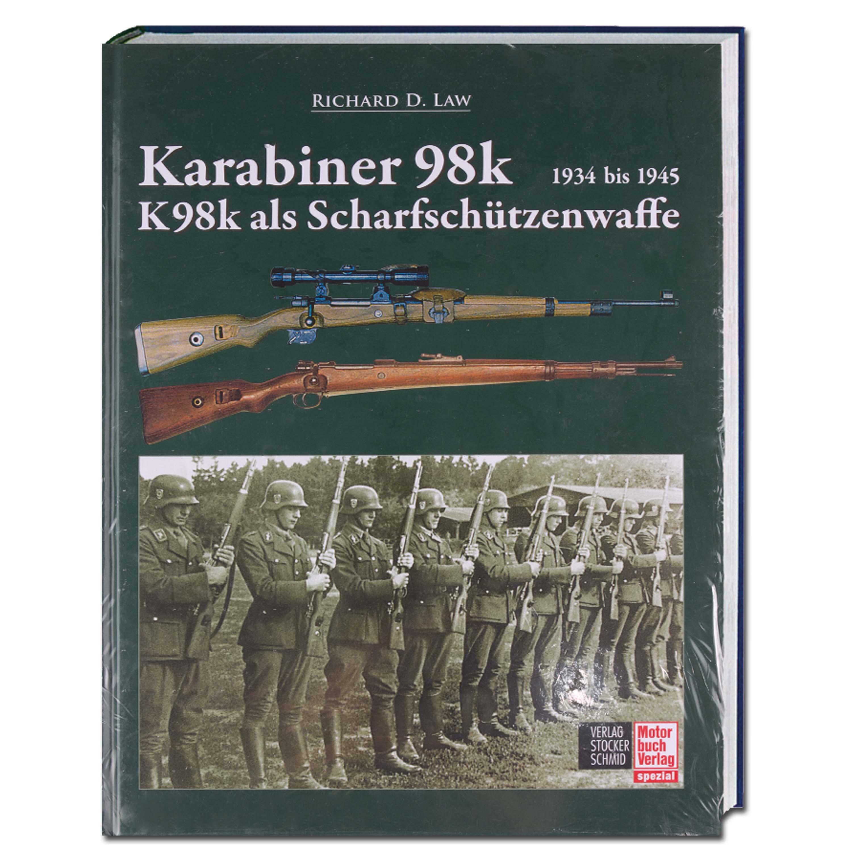 Livre Karabiner 98 und 98k als Scharfschützenwaffe
