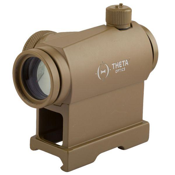 THO Lunette de visée Compact III Reflex Red Dot Sight tan
