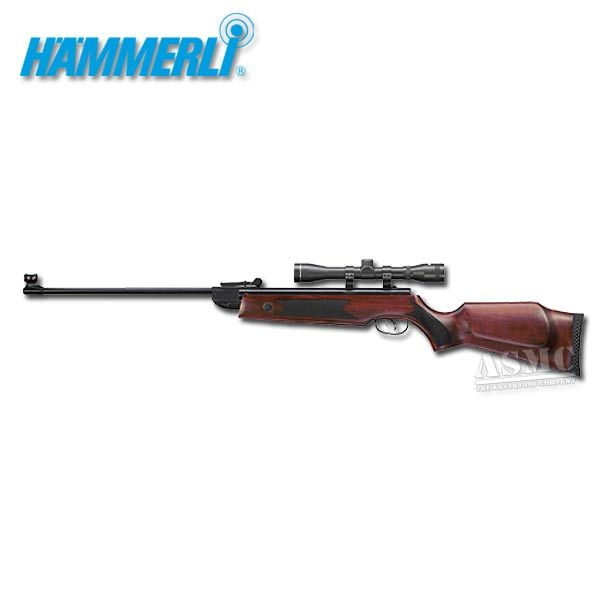 Carabine Hämmerli Hunter Force 750 Combo