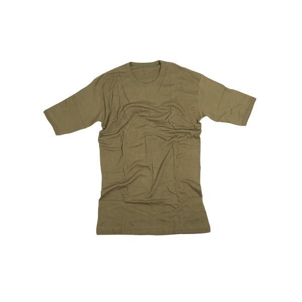 T-Shirt Britannique comme neuf olive