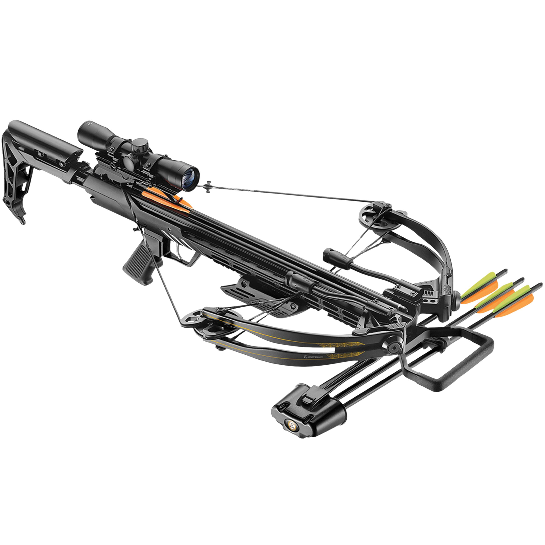 EK Archery Arbalète Accelerator 370 noir