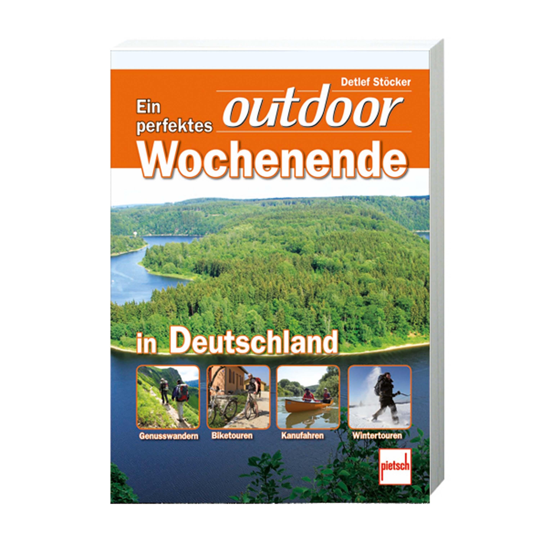 """Livre """"Ein perfektes Outdoor-Wochenende in Deutschland"""""""