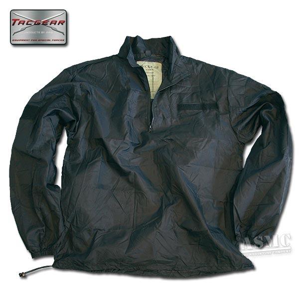 Chemise coupe-vent TacGear noir