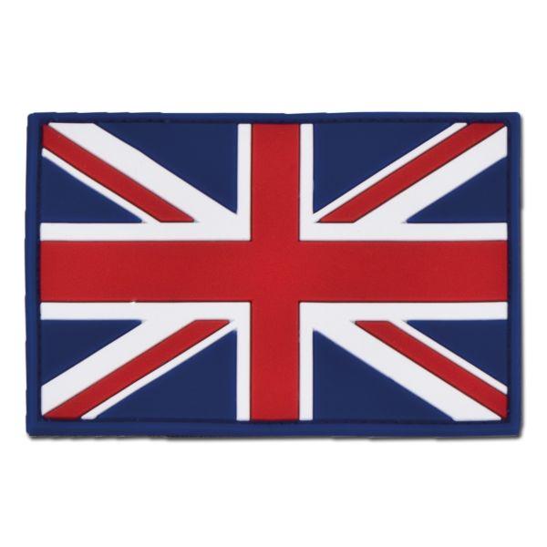 Patch 3D Grande Bretagne fullcolor