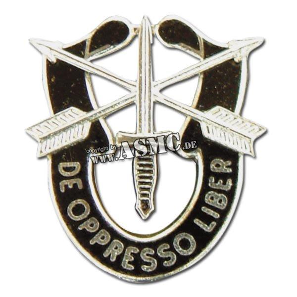 Insigne pin DOL (De Opresso Liber)