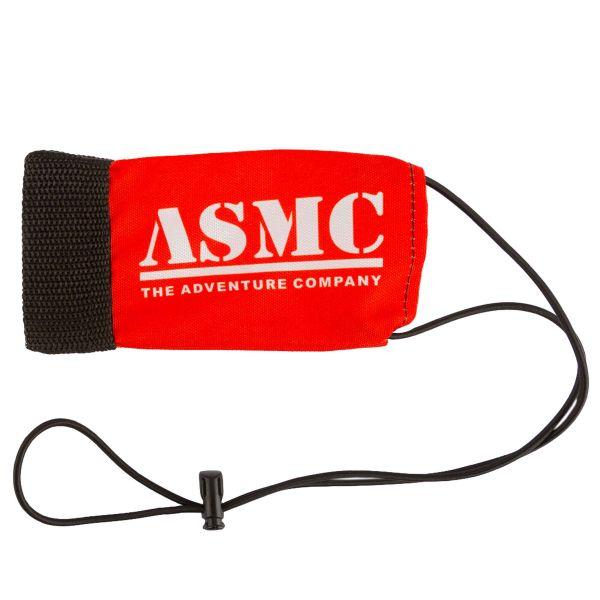 Capote à canon ASMC pour réplique Airsoft rouge