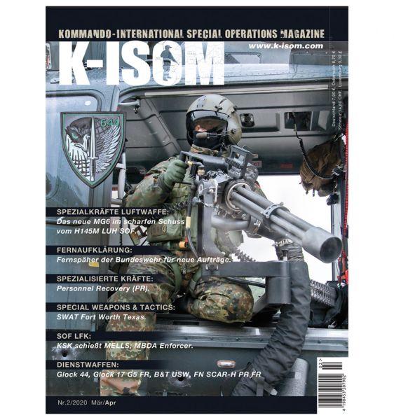 Magazine Commando K-ISOM édition 02-2020