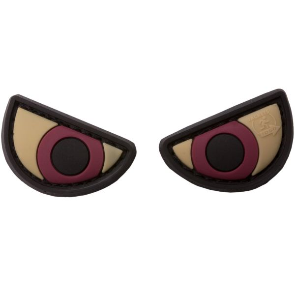 JTG Patch 3D Angry Eyes