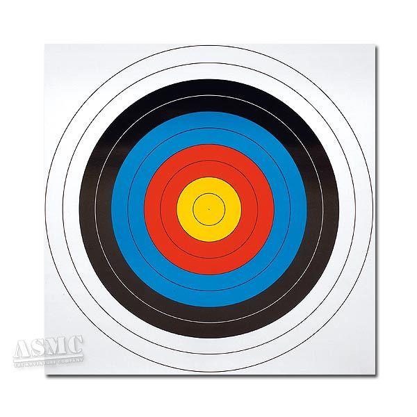 Cible 63 x 63 cm lot de 5