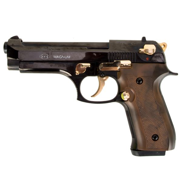 Réplique Ekol Firat Magnum noir-or