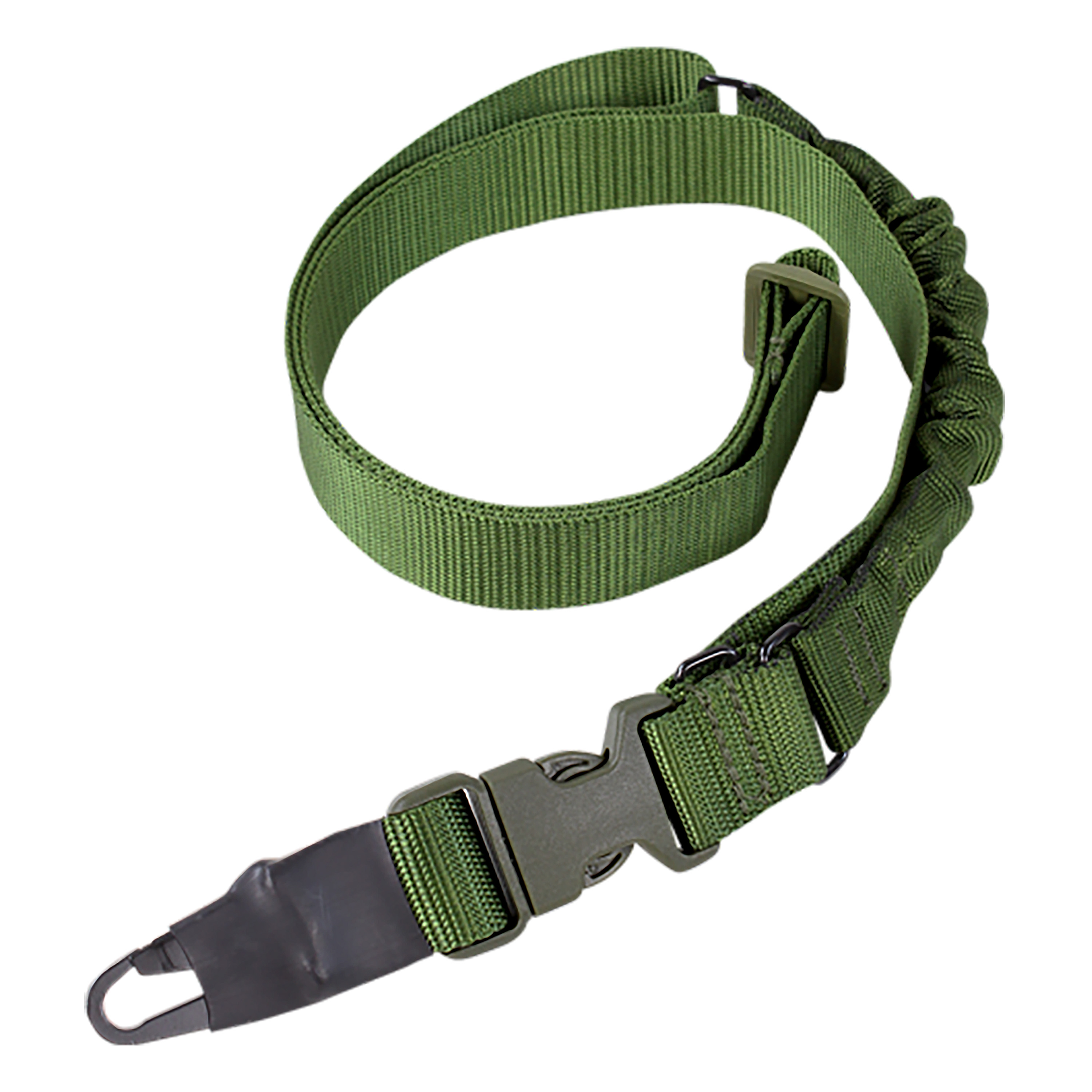 Single Bungee One Point Sling Condor vert olive