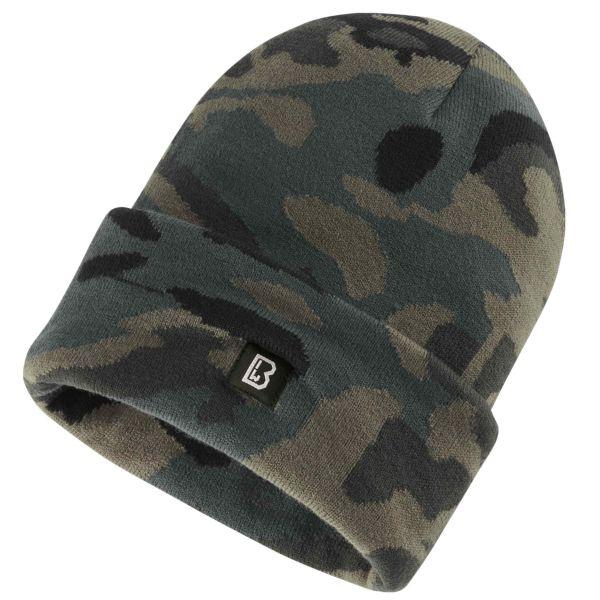 Brandit Bonnet Watch Cap Rack darkcamo