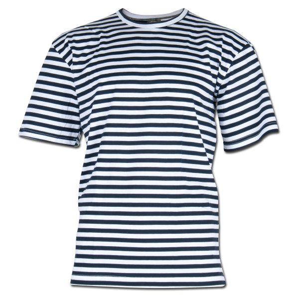T-shirt Marine russe