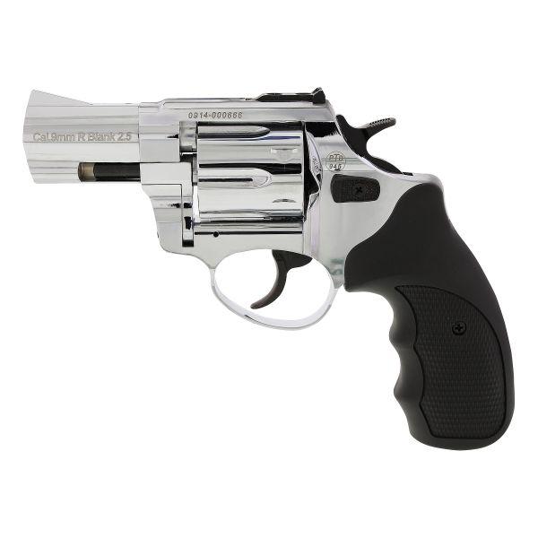Revolver Zoraki R1 2.5 pouces chromé