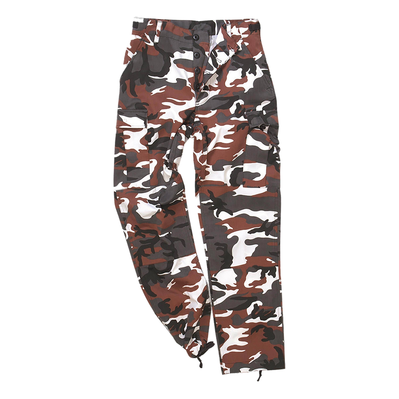 Pantalon Ranger US Type BDU splintertarn