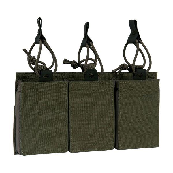 TT Porte-chargeur 3-SGL Mag Pouch BEL VL M4 vert olive