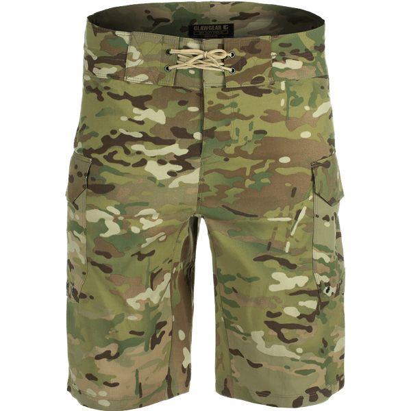Clawgear Short de bain Off-Duty Shorts multicam