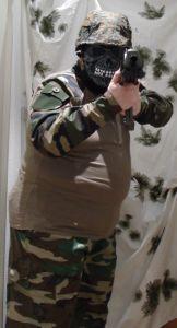 Combatshirt - 3XL