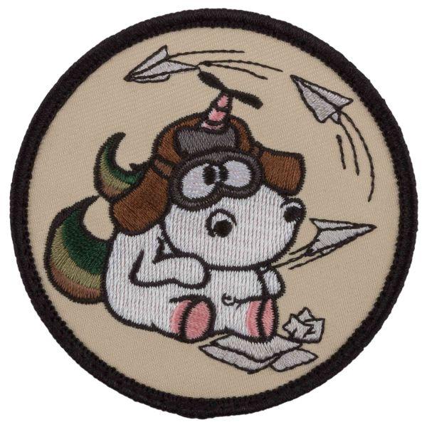 Café Viereck Patch Armée de l'air-licorne