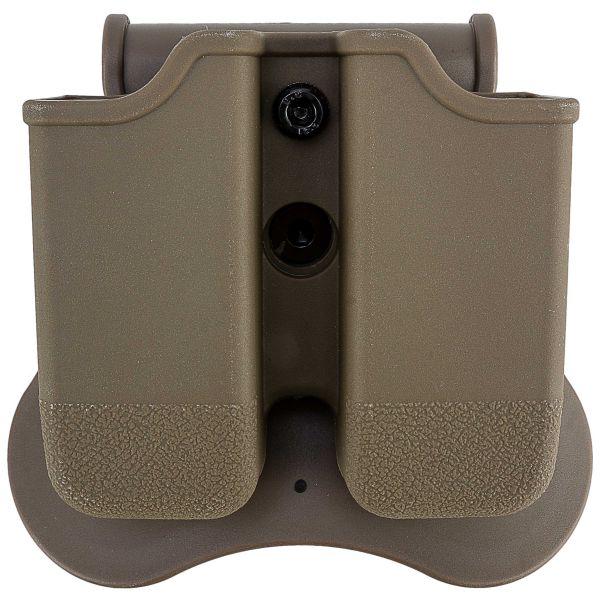 Cytac Holster Accessoire Porte-chargeur Double CY-MP-G3 FDE
