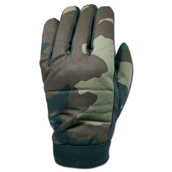 Gants spécialiste camouflage