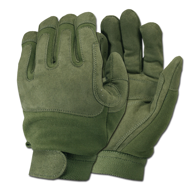 Gants Army Gloves olive