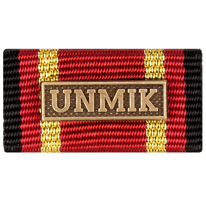 Barrette Opex UNMIK bronze