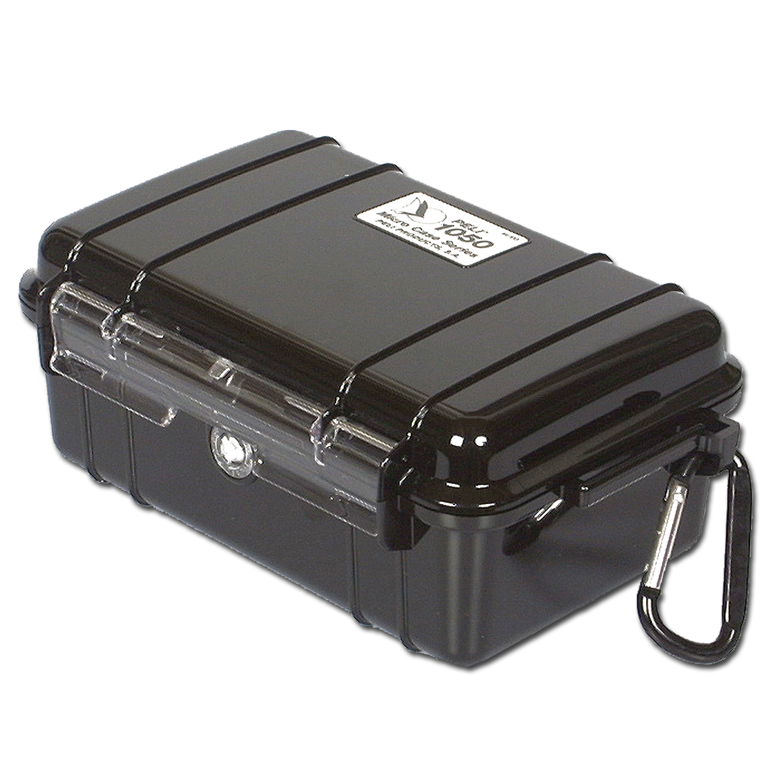 Peli Micro Case 1050 noir