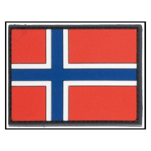 Patch 3D Drapeau Norvège