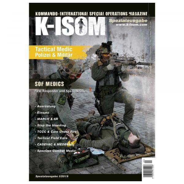 Magazine Commando K-ISOM Édition spéciale I/2019