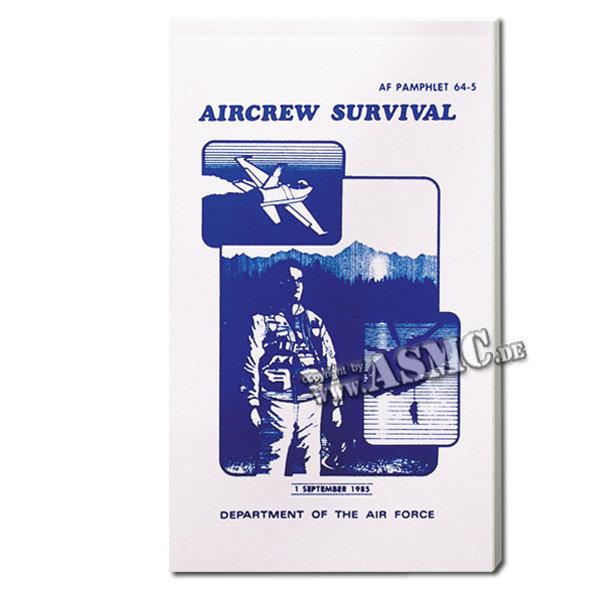 Livre Aircrew Survival