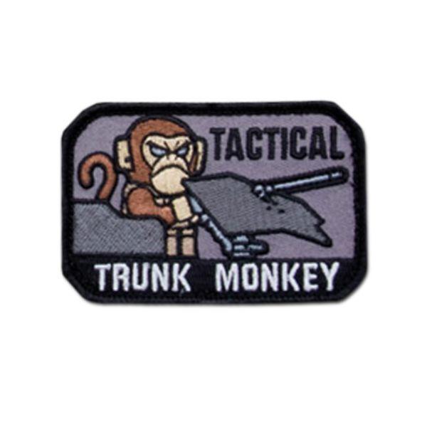 Patch MilSpecMonkey Tactical Trunk Monkey swat