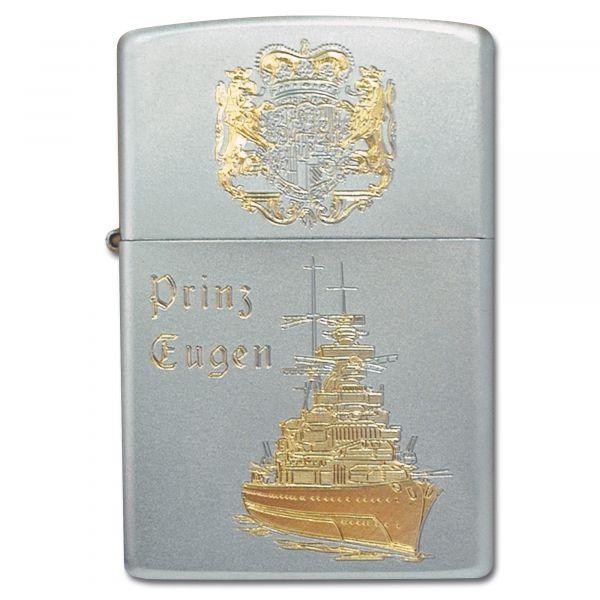 Zippo avec gravure Prinz Eugen