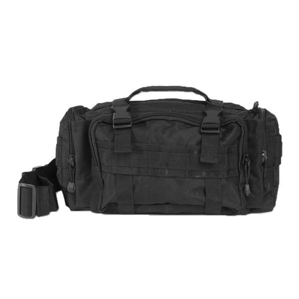 Mil-Tec Pochette de ceinture MOD.SYSTEM noir