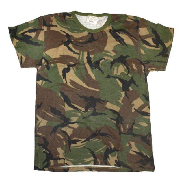 T-Shirt hollandais camo occasion