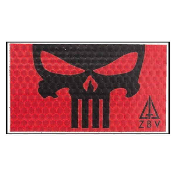 Patch Réfléchissant Red Punisher