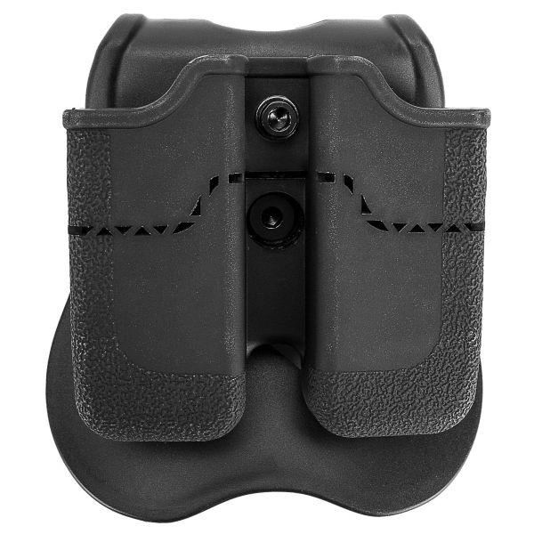 Cytac Holster Accessoire Porte-chargeur Double CY-MP noir